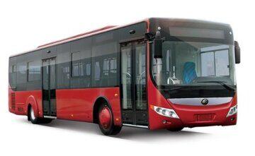 Обзор автобуса Yutong ZK6118HGA