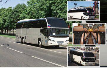 Автобусные комфортные туры и совместимый отдых в СПб